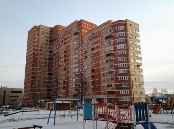 Новостройка ЖК на ул. Чехова
